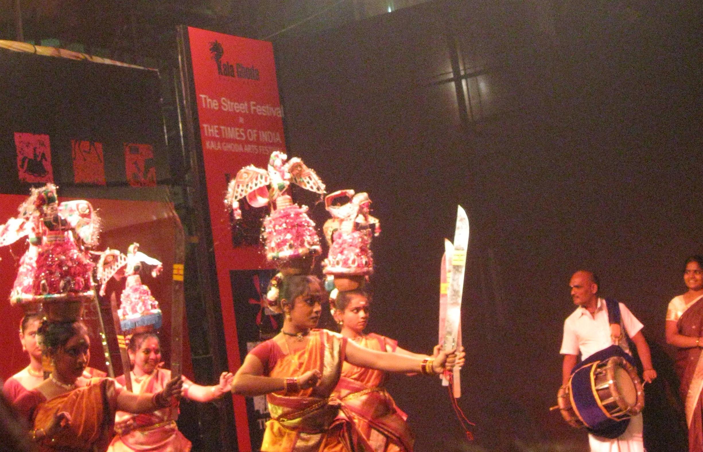 The Kala Ghoda Arts Festival A Metaphor For Mumbai My