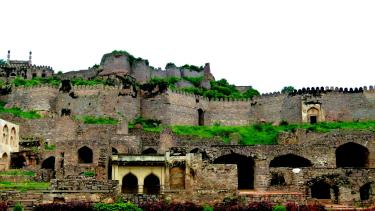 Tentative List for UNESCO World Heritage Site, India, Incredible Inda, Forts of India, Golconda Fort, Hyderabad