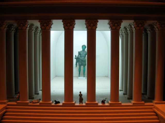 Model of the Temple of Claudius