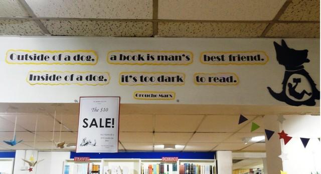 Melbourne Bookstores 1
