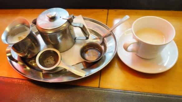 Melbourne Bookstores 3- Chai Latte