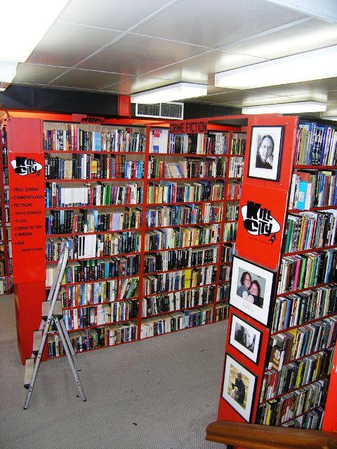Melbourne Bookstores 5-Kill City