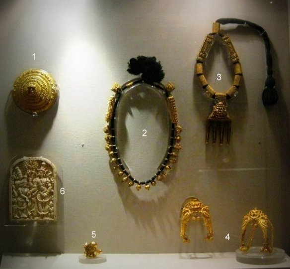 South Indian Jewellery at the V&A