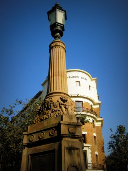 World War I Memorial at Ballard Estate, Mumbai