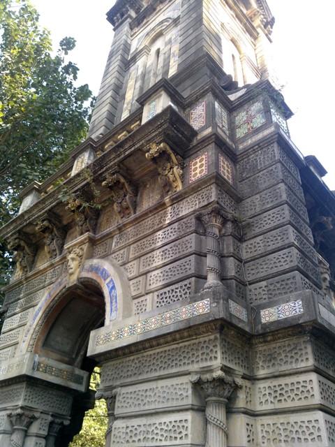 Clock Tower, Rani Bagh, Victoria Gardens, Mumbai, Jijamata Udyan