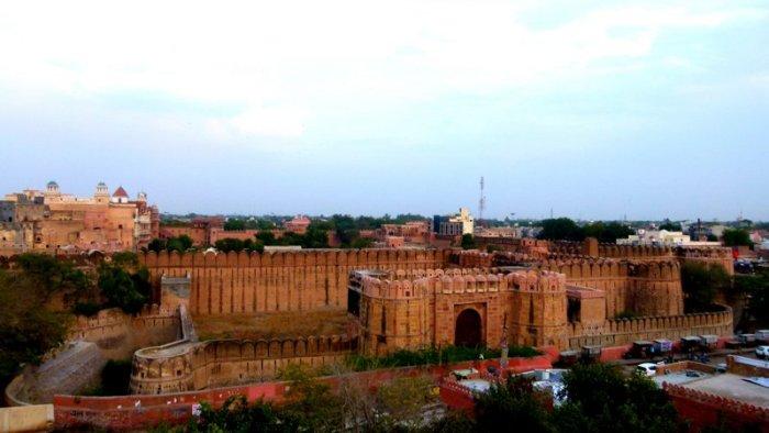 Junagarh Fort, Bikaner, Rajasthan