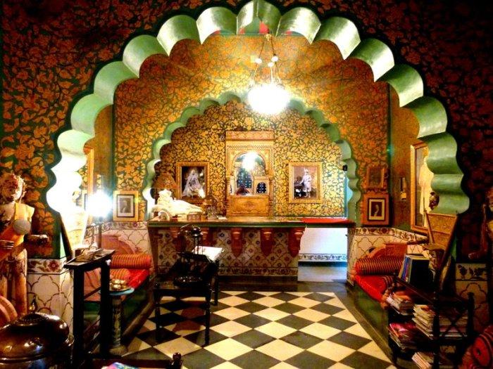 Bhairon Vilas Hotel, Bikaner, Heritage Hotel, Rajasthan