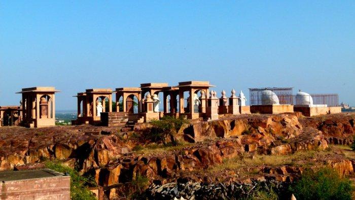 Jaswant Thada, Jodhpur, Royal Hindu Cenotaph, Rajasthan, Travel, Chhatri