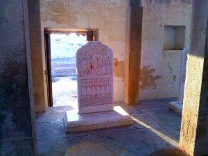 Royal Hindu Cenotaphs, Rajasthan, Bikaner, Devi Kund Sagar, Sati