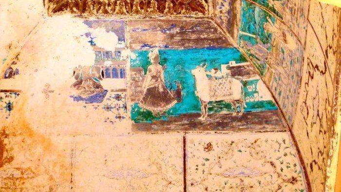 Royal Hindu Cenotaph, Rajasthan, Devi Kund Sagar, Bikaner