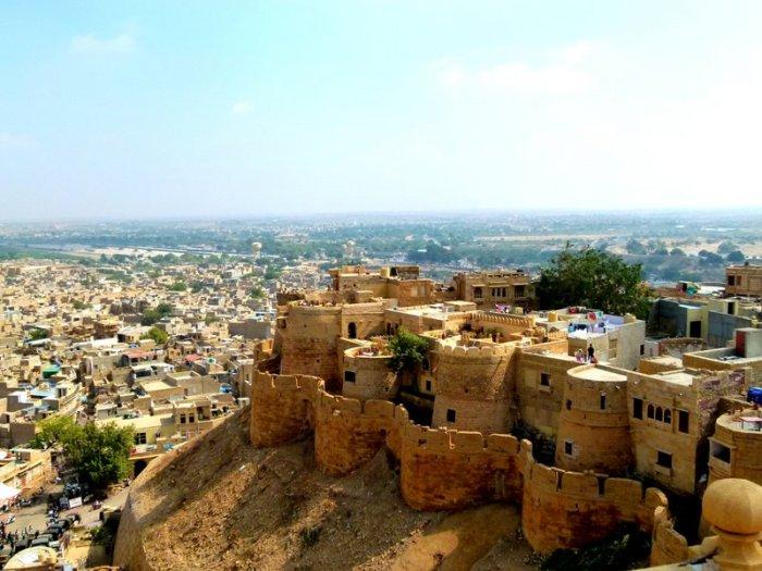 Jaisalmer Fort, Forts of Rajasthan, Sonal Killa, Jaisalmer