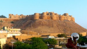 Jaisalmer Fort, Forts of Rajasthan, Sonar Killa