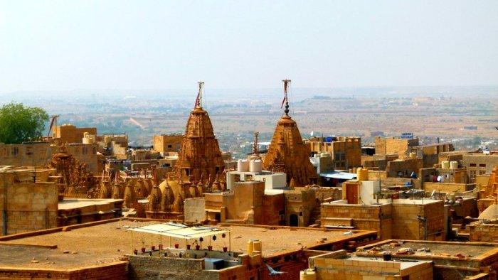Jaisalmer Fort, Forts of Rajasthan, Sonar Killa, Jaisalmer