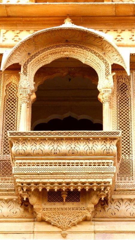 Jaisalmer havelis, Travel, Rajasthan