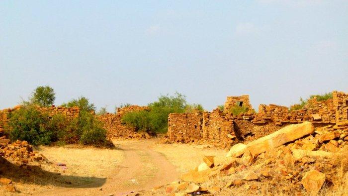 Kuldhara, Jaisalmer, Travel, Rajasthan