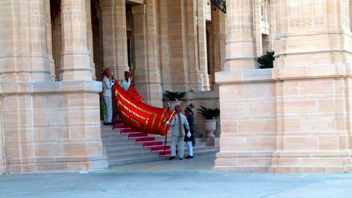 Umaid Bhavan Palace Hotel, Jodhpur