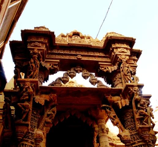 Jaisalmer Fort Jain Temples, Rajasthan, Travel