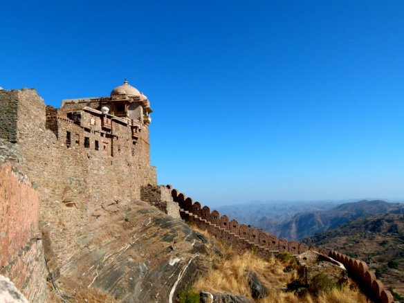 Kumbhalgarh Fort, Rajasthan, Travel, Forts of Rajasthan