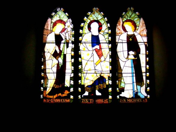 St. Thomas Cathedral, Stained Glass, Mumbai