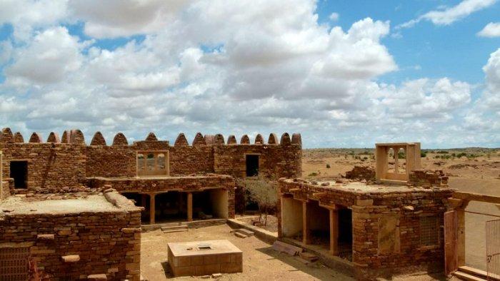 Jaisalmer Khaba Fort