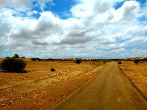 Jaisalmer, Thar Desert, Road