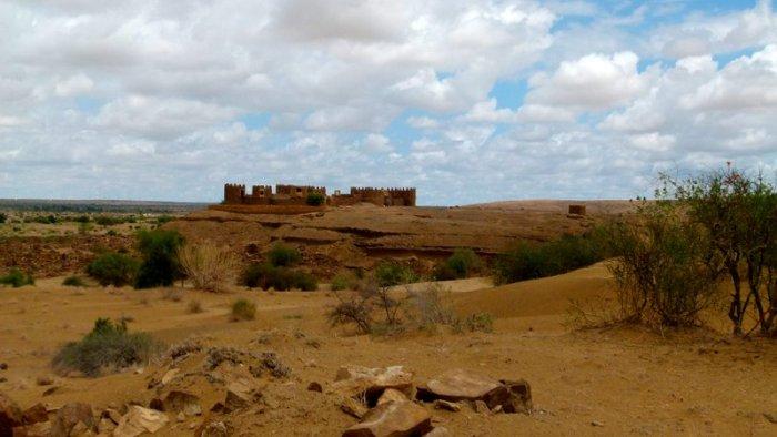 Jaisalmer, Khaba Fort