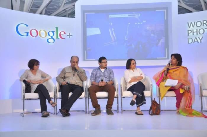 World Photography Day, Google +, Raghy Rai