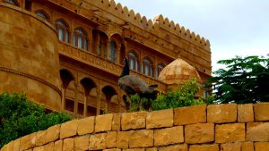 Suryagarh, Rajasthan, Luxury Hotel, Boutique Hotel, Monsoon Magic