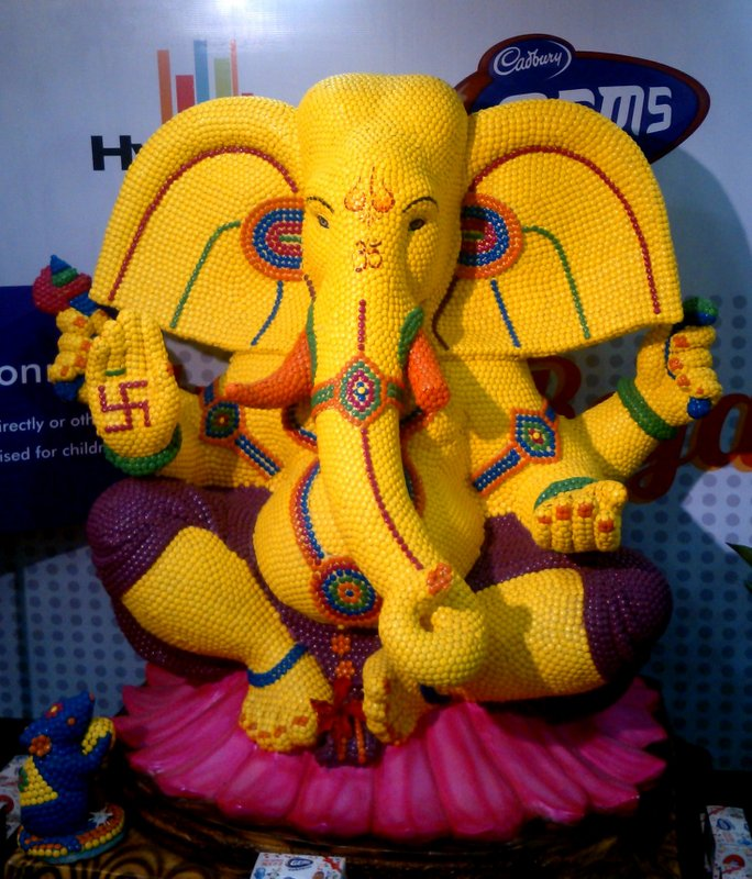 Ganesha, Ganpati, Gems