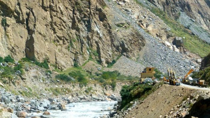 Himachal Pradesh, Karcham