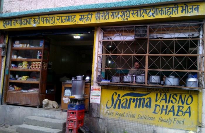 Himachal Pradesh, Junedghat, Sharma Vaishno Dhaba