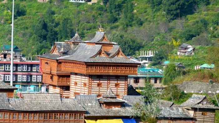 Himachal Pradesh, Sarahan, Bhimakali Temple
