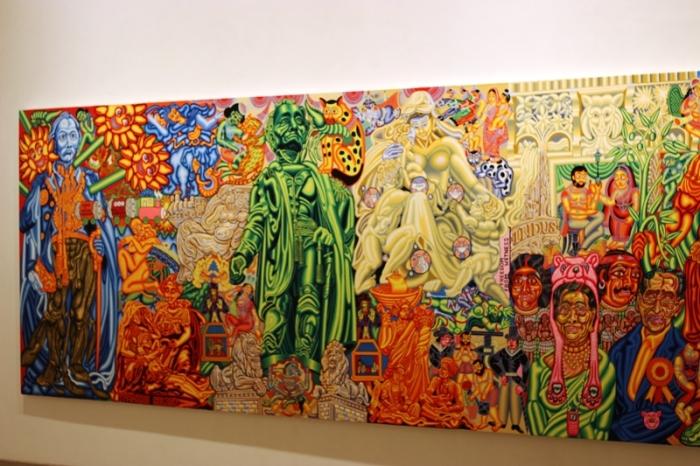 Sakshi Gallery, Mumbai, Anirban Mitra