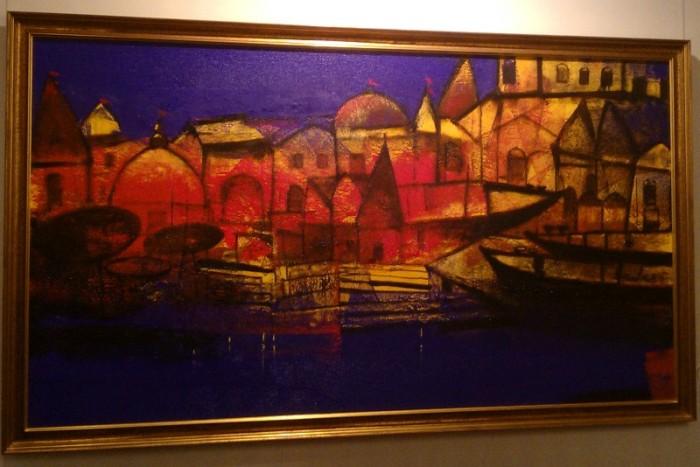 Art Musings, Art Trail, Mumbai, Paresh Maity