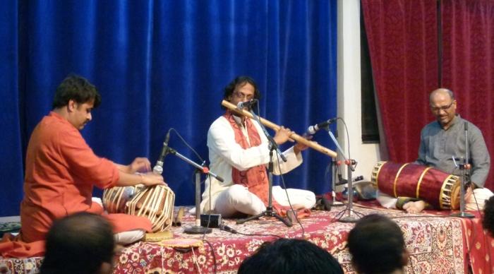 Charudatta Phadke, Milind Date and Sridhar Parthasarathy, Gandharva Mahavidyalaya