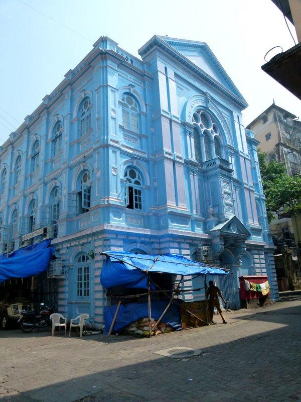 The Kenseneth Eliyahoo Synagogue, Jewsish Community in Mumbai