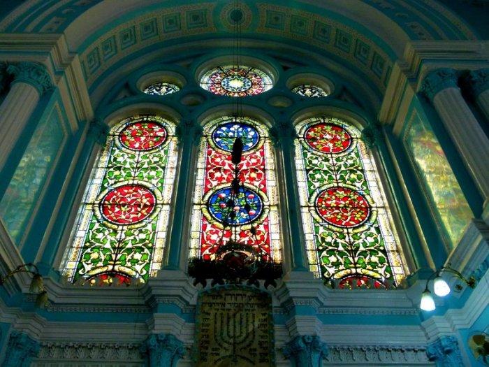 The Kenseneth Eliyahoo Synagogue, Jewish Community of Mumbai