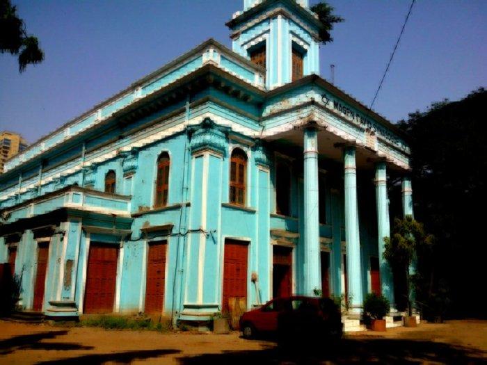 Magen David Synagogue, Jewish Community in Mumbai
