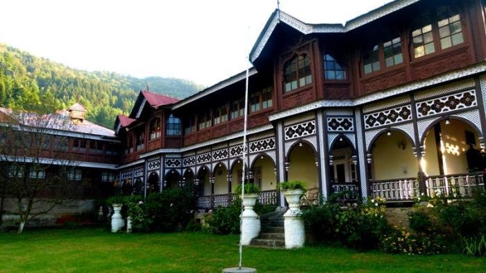 Sarahan, Himachal Pradesh, Bushahr, Shanti Kunk