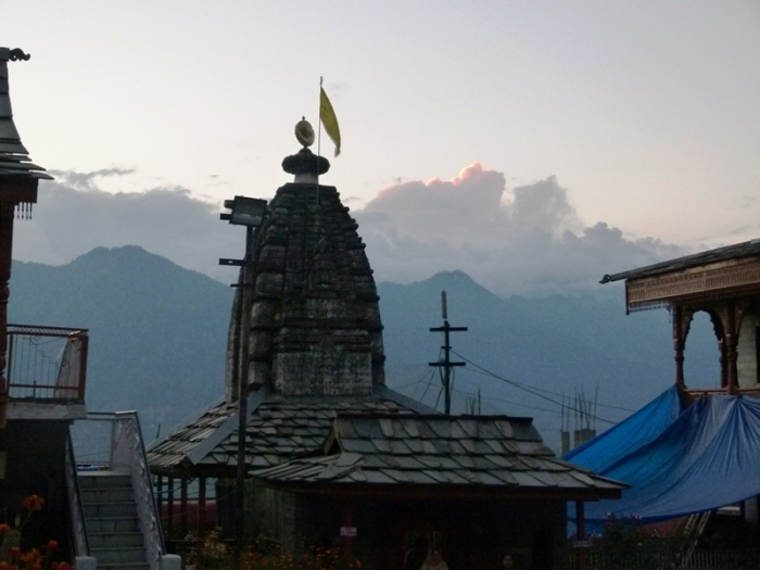 Sarahan, Himachal Pradesh, Bhimakali Temple