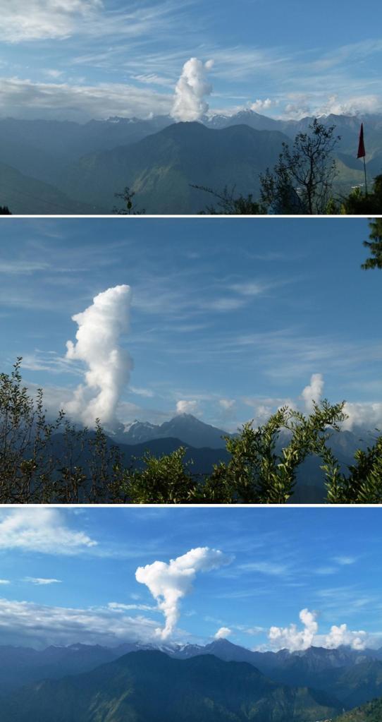Sarahan, Himachal Pradesh, Himalayas