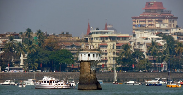 Mumbai Port and Harbour Tour, KGAF, Mumbai Port Trust, Dolphin Rock Lighthouse