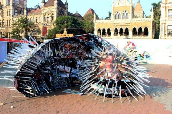 KGAF 14, Kala Ghoda Arts Festival 2014, Mumbai