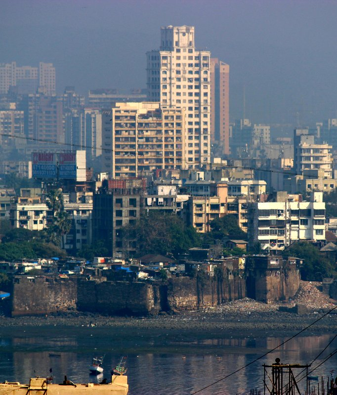 Mahim Fort, Mahim Bay, Mumbai, 7 forts of Mumbai