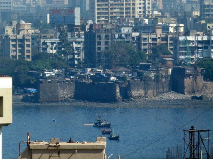 Mahim Fort, Mahim Bay, Mumbai, 7 forts of Mumbai