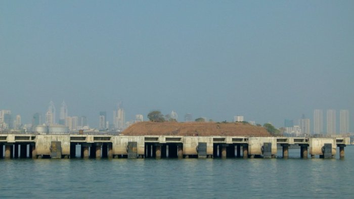 Mumbai Port and Harbour Tour, KGAF, Ballard pier extension, Cross Island