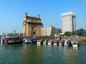 Mumbai Port and Harbour Tour, KGAF, Gateway of India, Taj Intercontinental, Taj Palace Hotel