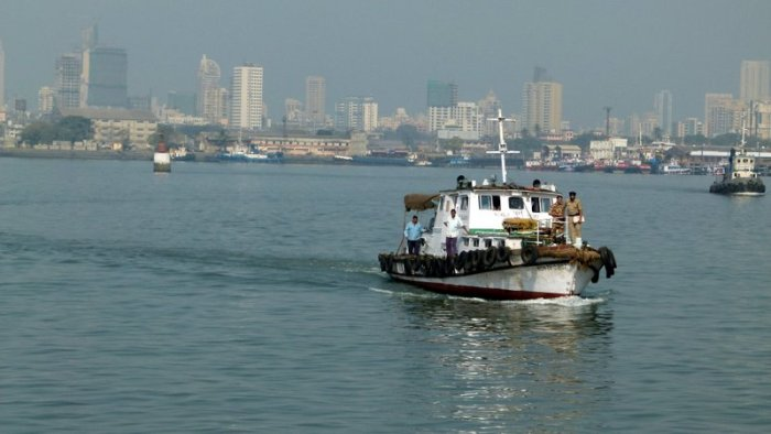Mumbai Port and Harbour Tour, KGAF, Security Forces, CISF, Mumbai Port Trust