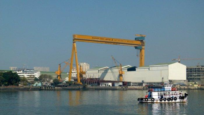 Mumbai Port and Harbour Tour, KGAF, Mumbai Port Trust, Mazgaon Dock