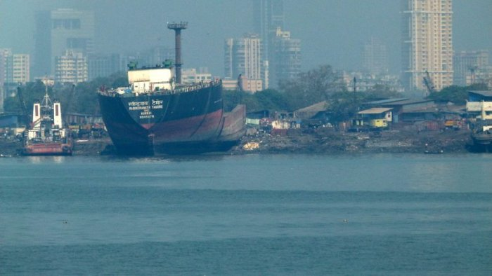 Mumbai Port and Harbour Tour, KGAF, Darookhana, Mumbai's Shipbuilding yard